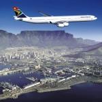 Airbus A340-600 Cape Town