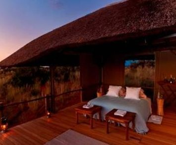 Bett Sternenhimmel das romatischste bett unterm sternenhimmel südafrikas südafrika tv